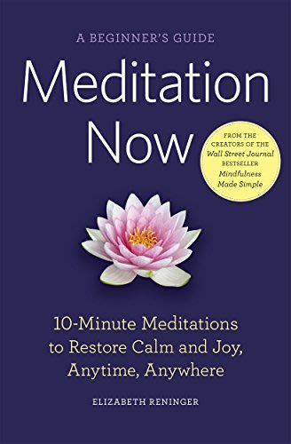 Meditation now by althea press and elizabeth reninger