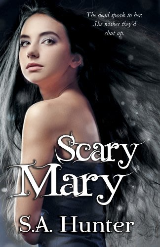 Scary mary the scary mary series book 1 by s a hunter