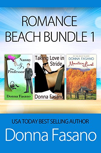 Romance beach bundle 1 by donna fasano