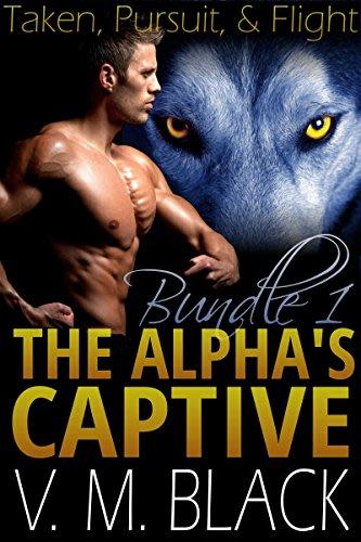 The alpha s captive bundle 1 by v m black
