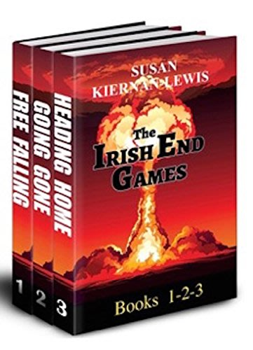 The irish end games series books 1 3 by susan kiernan lewis