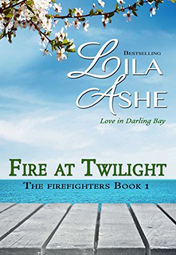 Fire at twilight by lila ashe