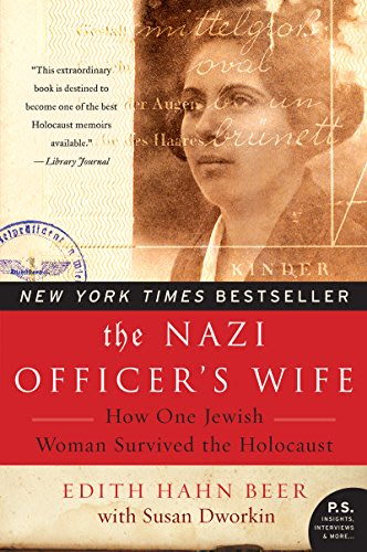 The nazi officer s wife by susan dworkin and edith hahn beer