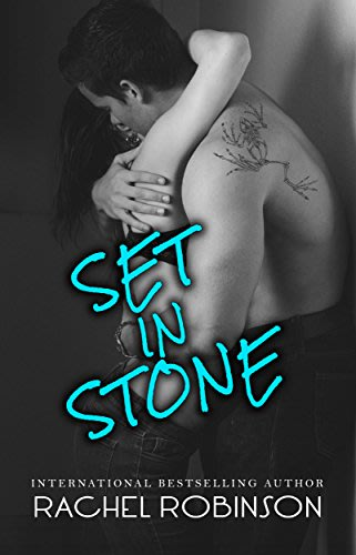 Set in stone by rachel robinson