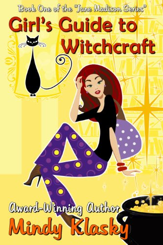 Girl s guide to witchcraft by mindy klasky