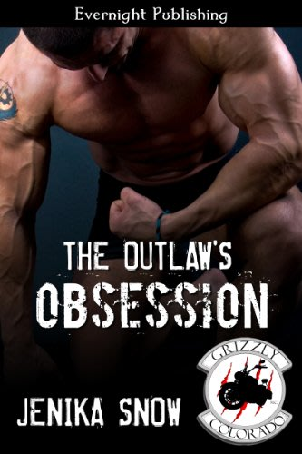 The outlaw s obsession by jenika snow