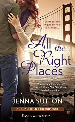 All the right places by jenna sutton