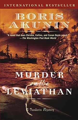 Murder on the Leviathan by Boris Akunin