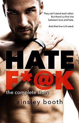 Hate f k by ainsley booth