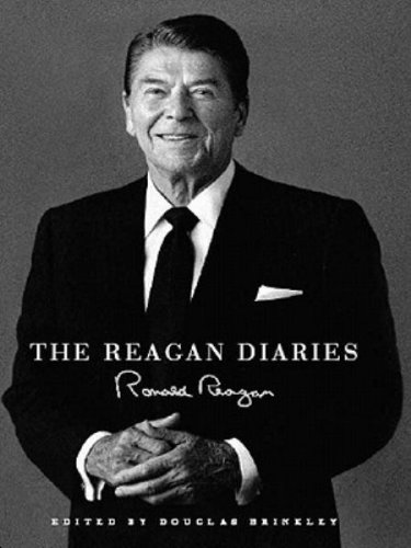 The reagan diaries by douglas brinkley and ronald reagan