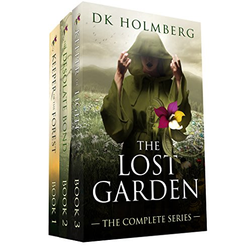 The lost garden the complete series by d k holmberg
