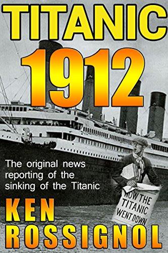 Titanic 1912 by ken rossignol