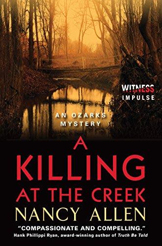 A killing at the creek by nancy allen