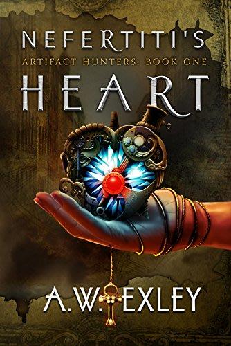 Nefertiti s heart by a w exley