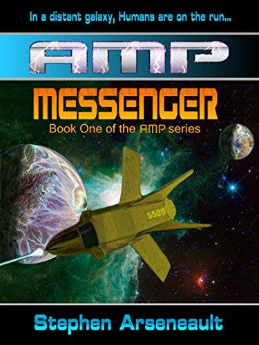 Amp messenger by stephen arseneault