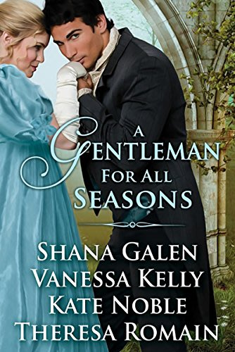 A gentleman for all seasons by shana galen and vanessa kelly