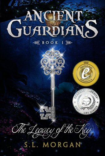 Ancient guardians the legacy of the key by s l morgan