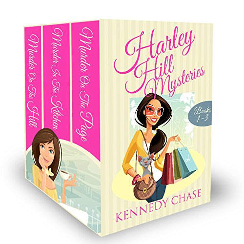 Harley hill mysteries books 1 3 by kennedy chase