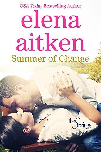 Summer of change by elena aitken