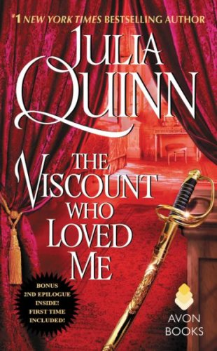The viscount who loved me by julia quinn 2016 01 22