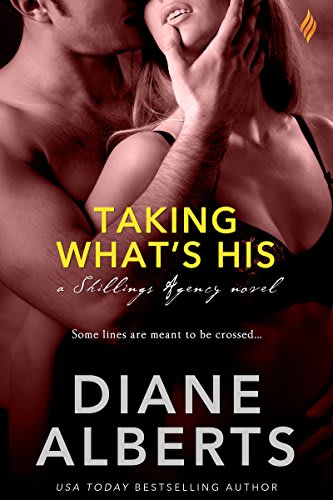 Taking what s his by diane alberts