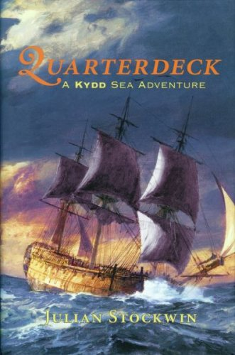 Quarterdeck by julian stockwin