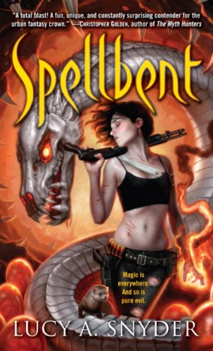 Spellbent by lucy snyder