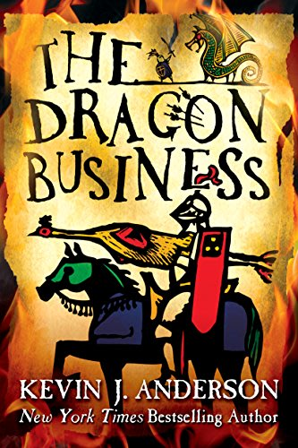 The dragon business by kevin j anderson