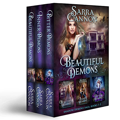 Beautiful demons books 1 3 by sarra cannon