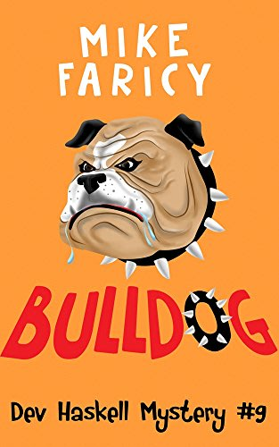 Bulldog by mike faricy