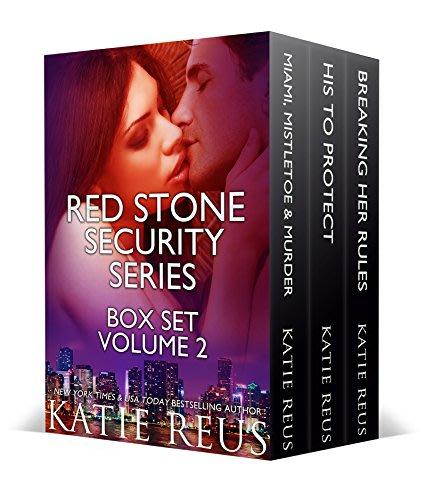 Red stone security series box set volume 2 by katie reus