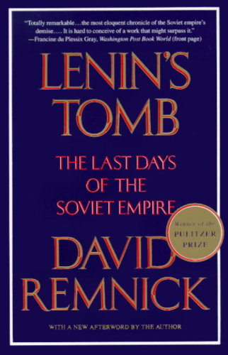 Lenin s tomb by david remnick
