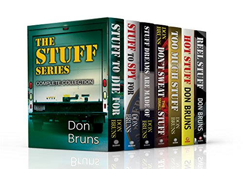 The stuff series complete collection by don bruns