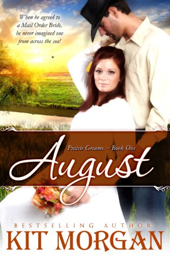 August by kit morgan