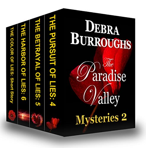 The paradise valley mysteries 2 books 4 6 by debra burroughs