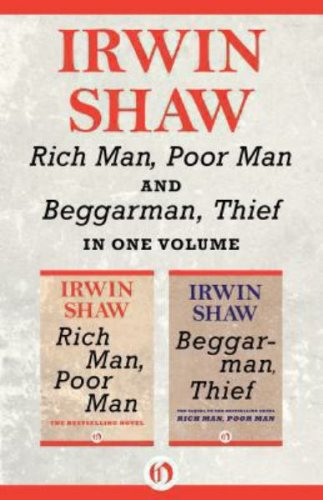 Rich man poor man and beggarman thief by irwin shaw