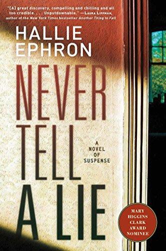 Never tell a lie by hallie ephron