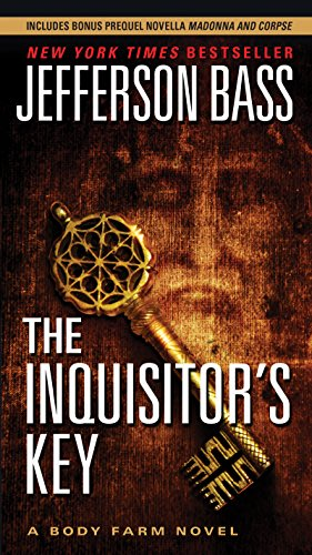 The inquisitor s key by jefferson bass