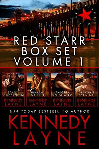 Red starr box set volume 1 by kennedy layne
