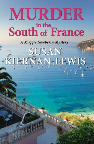 Murder in the south of france by susan kiernan lewis