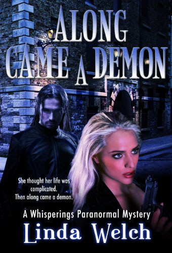 Along came a demon by linda welch  2