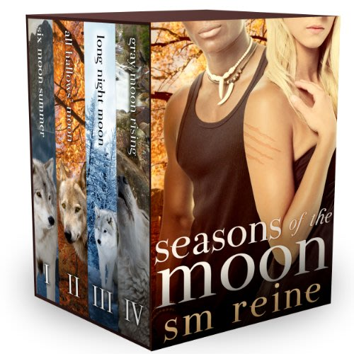 Seasons of the moon books 1 4 by sm reine