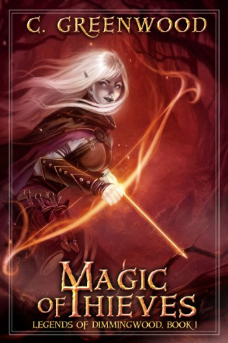 Magic of thieves by c greenwood  2