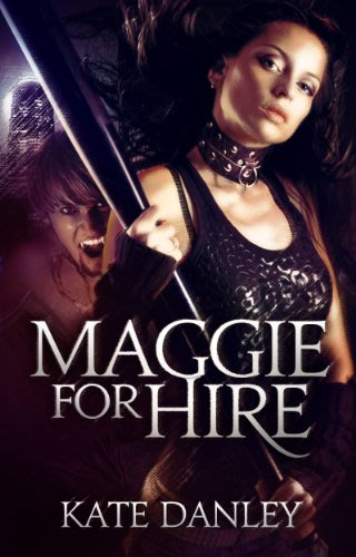 Maggie for hire by kate danley 2014 02 19