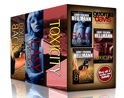 Georgia davis series boxed set by libby fischer hellmann