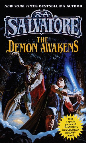 The demon awakens by r a salvatore