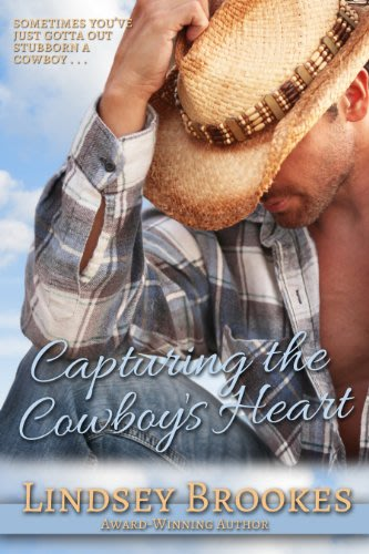 Capturing the cowboy s heart by lindsey brookes