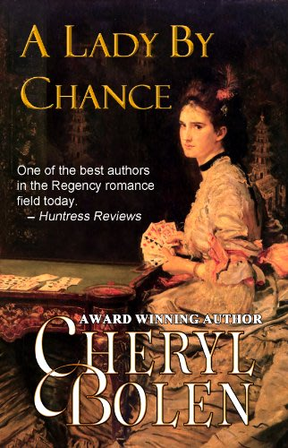 A lady by chance by cheryl bolen