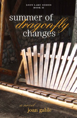 Summer of dragonfly changes by joan gable
