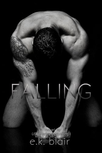 Falling by e k blair